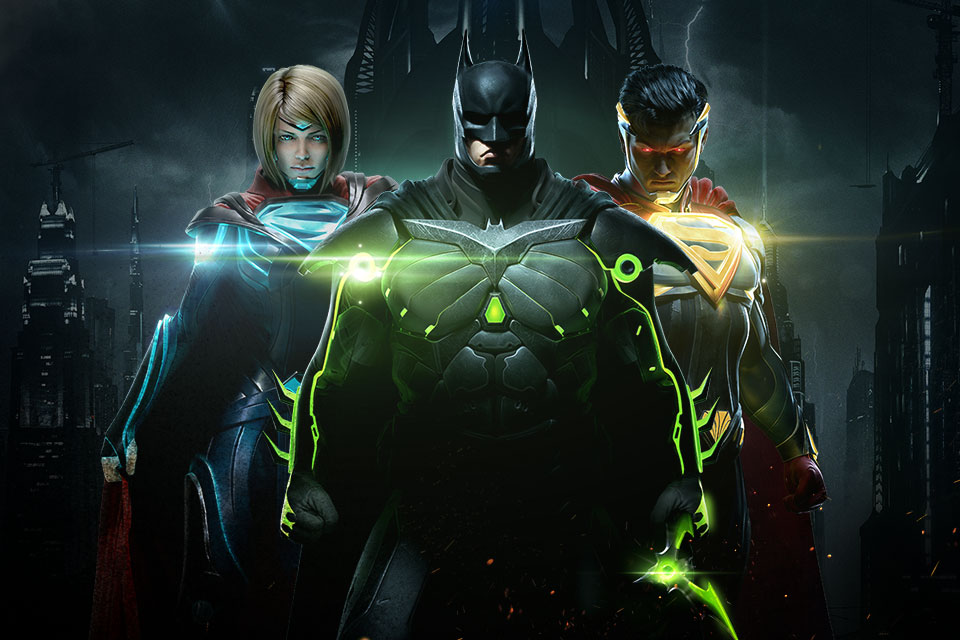 Скачать injustice 2 torrent