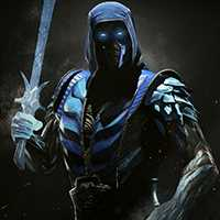 Image result for Injustice 2 Black Subzero