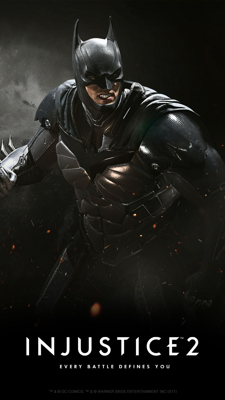 Injustice 2 Karakteri Batman