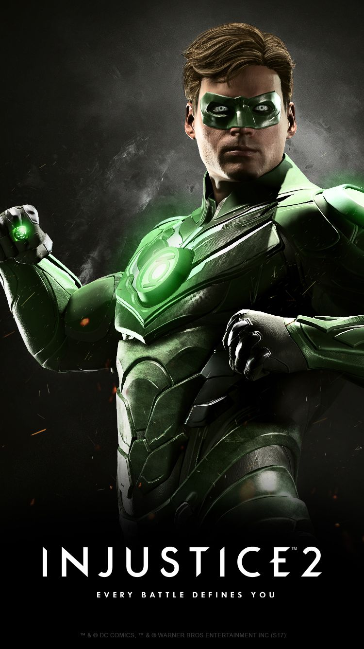 Injustice 2 Karakteri Green Lantern