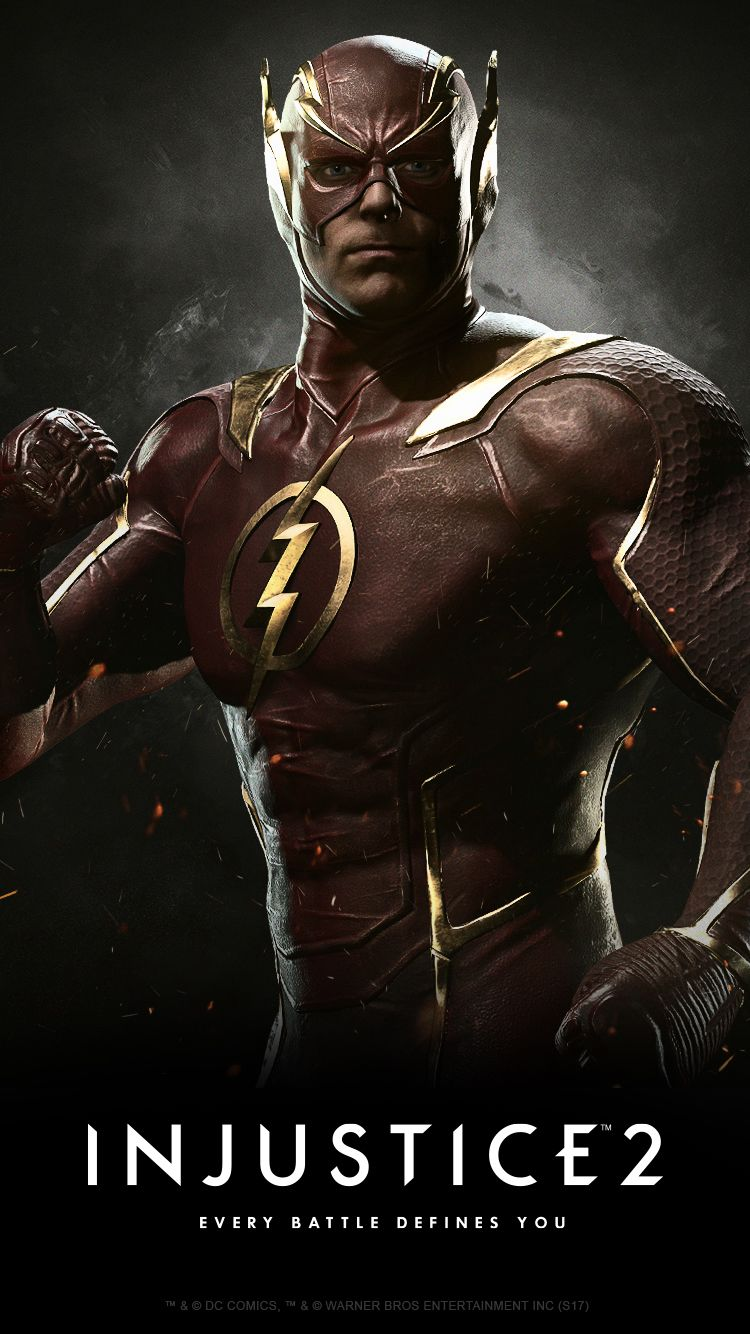 Injustice 2 Karakteri The Flash