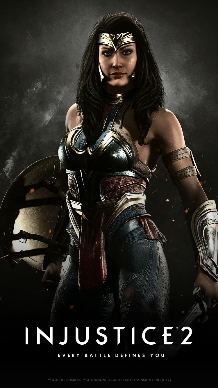 Injustice 2 Karakteri Wonder Woman