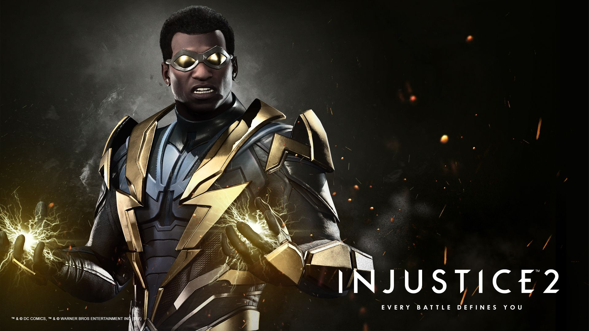 Wallpapers Injustice 2